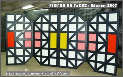 FIRMAS DE FaCES