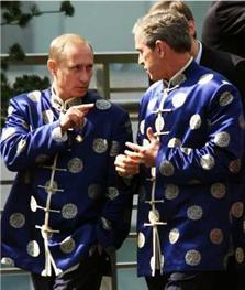 ¿Y los rusos no juegan? / Argenis Ferrer Vargas