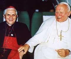Ratzinger / Fidel Canelón F.