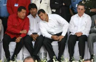 Uribe y Chávez: dos caminos / Trino Márquez